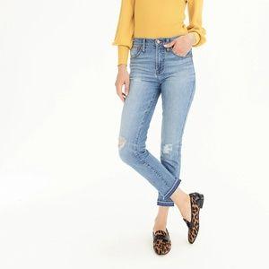 J. Crew Women's Vintage Straight Eco Jean